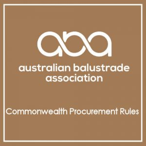 ABA Commonwealth Procurement Rules